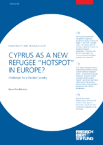 """Cyprus as a new refugee """"hotspot"""" in Europe?"""