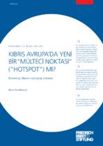"""Kıbrıs avrupa'da yeni bir """"Mülteci noktası"""" (hotspot"""") mı?"""