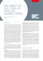 The impact of the Covid-19 crisis on divided Cyprus