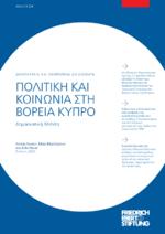 Politikē kai koinénia stē boreia Kypro